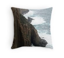 @islandlifetasmania 'Cape Raoul Tasmania' Throw Pillow
