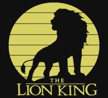 The Lion King Profile by BloodyBronko