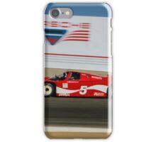 Coca Cola Porsche 956 Rennsport Reunion V iPhone Case/Skin