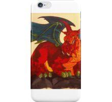 The Ragged Dragon iPhone Case/Skin