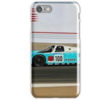 Nisseki Porsche 956 Rennsport Reunion V iPhone Case/Skin