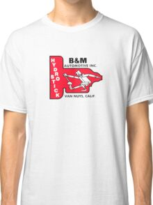Vintage B&M Automotive Hydro Stick Logo Classic T-Shirt