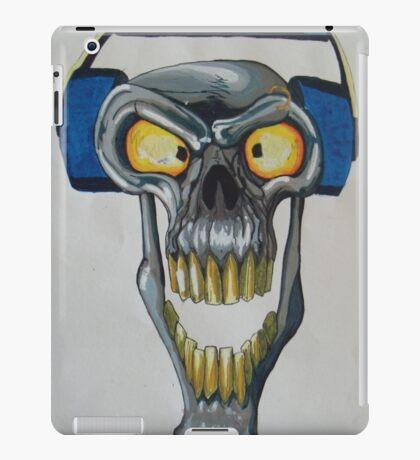 Bass Skull iPad Case/Skin