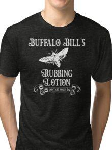 Buffalo Bill's Rubbing Lotion Tri-blend T-Shirt