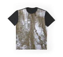 Flood Water Refelctions Graphic T-Shirt