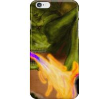 Huge Mistake iPhone Case/Skin