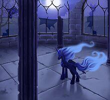 Luna's Victory - My Little Pony by Lauren Magpie