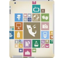 Art the designer iPad Case/Skin
