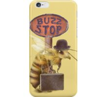 Worker Bee (option) iPhone Case/Skin