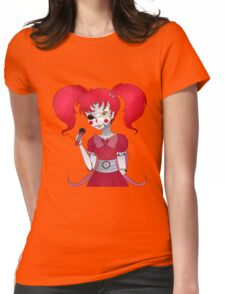 FNAF Sister Location Baby  Womens Fitted T-Shirt