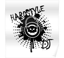 Hardstyle DJ Poster