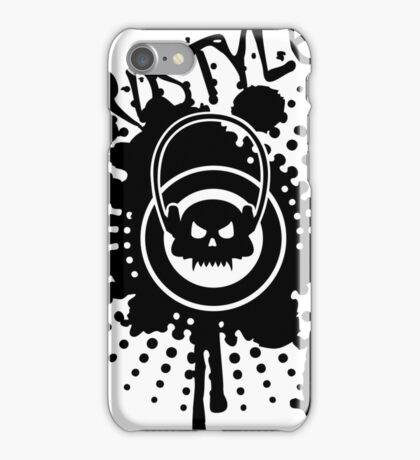 Hardstyle DJ VRS2 iPhone Case/Skin