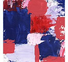 Abstract Expression #1 by Michael Moffa Photographic Print