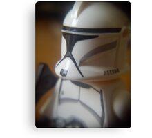 Clonetrooper Canvas Print