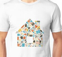 Art the house Unisex T-Shirt