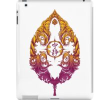 Serenity Victoriana - Color iPad Case/Skin