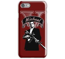 Michael V iPhone Case/Skin