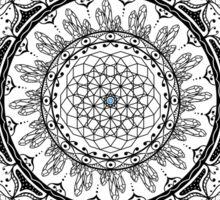 Crystal Journey Sticker
