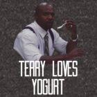 Brooklyn Nine-nine - Terry by joanalbuquerque