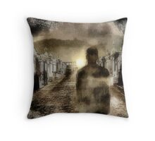 Rage, Rage Against The Dying Of The Light Throw Pillow