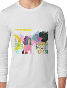butterflies are free Long Sleeve T-Shirt