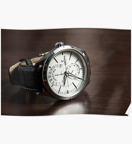 Wristwatch Poster