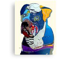 the mastiff  Canvas Print