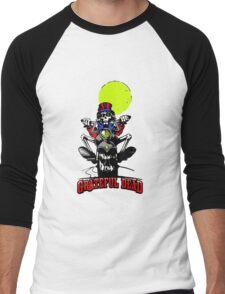 Grateful Dead - Motorcycle Skull Men's Baseball ¾ T-Shirt