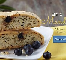 Experience Mandel Bread taste for your family traditions by papabenskitchen