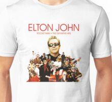 ELTON JOHN TOURS 3 Unisex T-Shirt