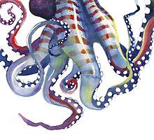 Sea Monster by SamNagel