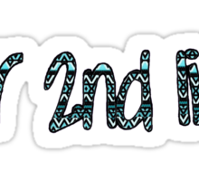 O2L 6 Sticker