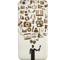 artist iPhone Case/Skin