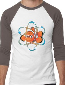 Improving species. Men's Baseball ¾ T-Shirt