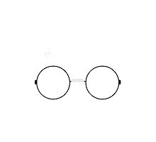 Harry Potter Glasses by benwllace159