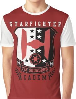 Tie Fighter Squadron  Graphic T-Shirt