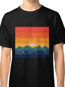 Back to the wild west Classic T-Shirt