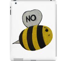 Bee Bruford iPad Case/Skin