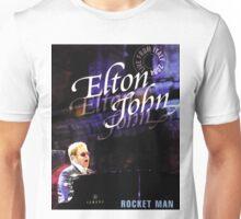 ELTON JOHN TOURS 4 Unisex T-Shirt