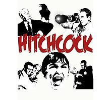 Hitchcock - collection Photographic Print
