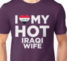 I Love My Hot Iraqi Wife Unisex T-Shirt