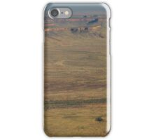 Kimberly Escarpment, Kununurra, WA iPhone Case/Skin
