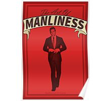 The Art of Manliness Poster
