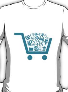 Cinema a cart T-Shirt