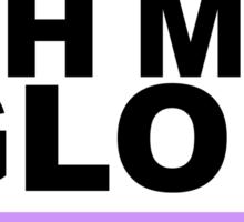 LSP - OH MY GLOB Sticker
