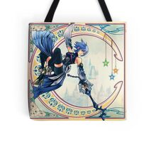 Aqua Cool Tote Bag