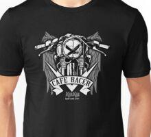 vintage Cafe Racer bikers logo Unisex T-Shirt