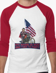 My Name Is Rod Men's Baseball ¾ T-Shirt