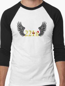 Superwholock Men's Baseball ¾ T-Shirt