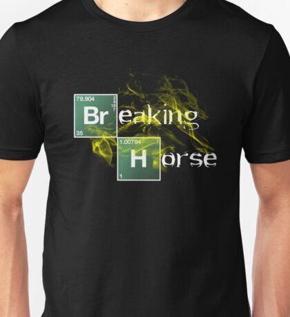 Breaking Horse Unisex T-Shirt